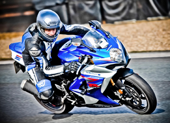 Phil at Oulton Park Track Day
