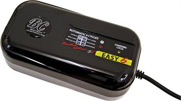 Keep your motorbike revving with the BC Easy 6 Charger