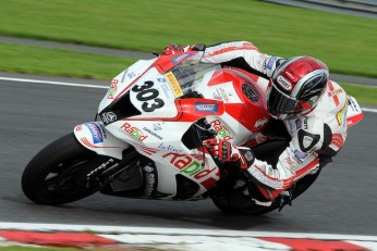 Mixed fortunes for Byrne and Farmer at Oulton Park