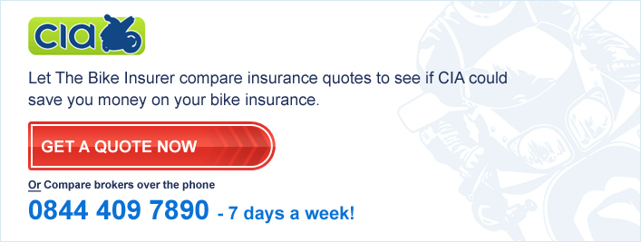 CIA Bike Insurance