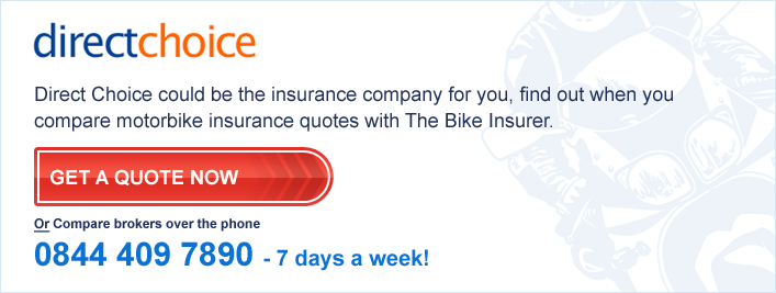 Direct Choice Bike Insurance
