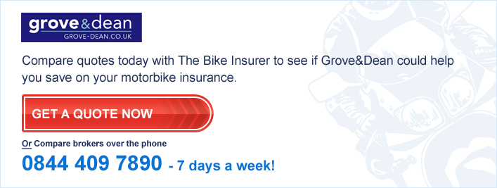Grove and Dean Bike Insurance