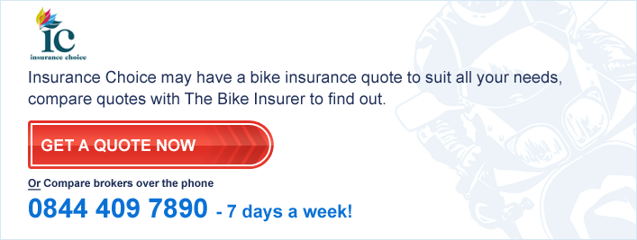 Insurance Choice Bike Insurance