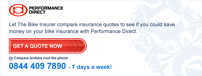 Performance Direct Bike Insurance
