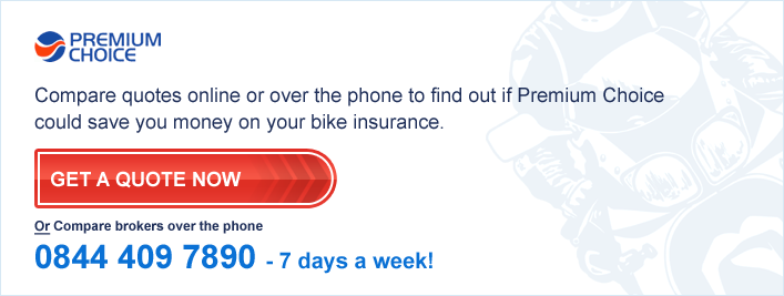 Premium Choice Bike Insurance