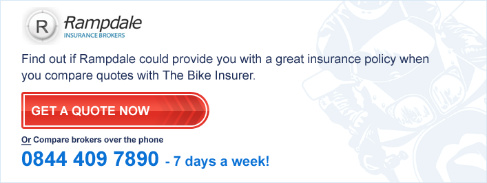 Rampdale Bike Insurance