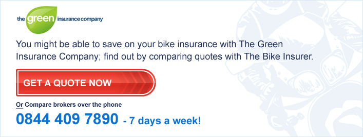 The Green Insurance Company Bike Insurance