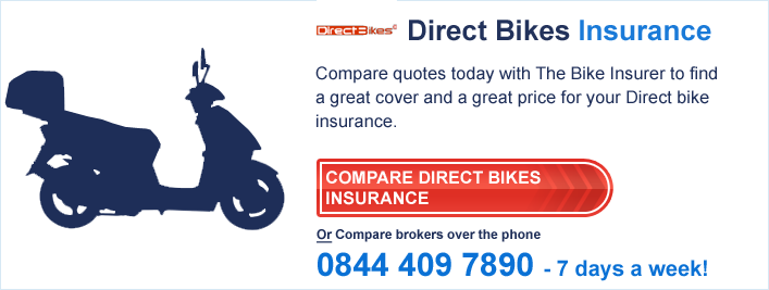 Compare Direct Bike insurance
