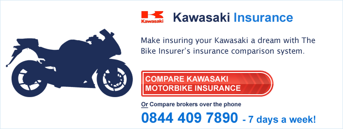 Compare Kawasaki Insurance
