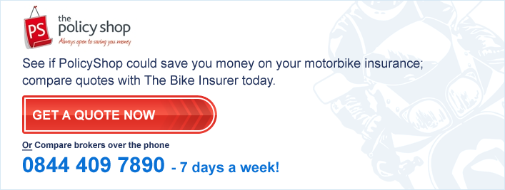 Policy Shop Bike Insurance