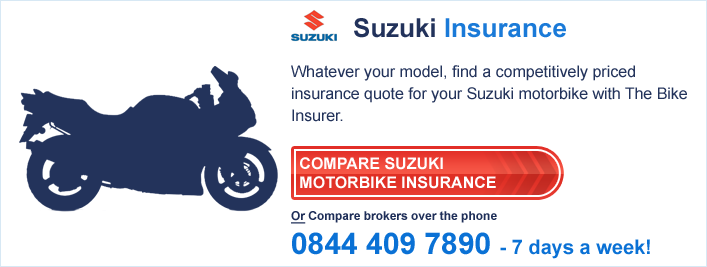 Compare Suzuki Insurance
