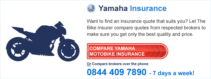 Compare Yamaha Insurance