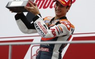 Final victory for Pedrosa at Valencia