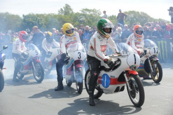 Yamaha Classic Racing Team to take part in Classic TT 2013