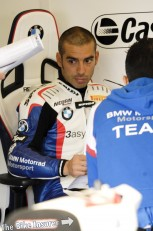 2013 World Superbike testing underway for BMW Motorrad