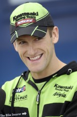 Kawasaki get some early testing in for World Superbikes 2013