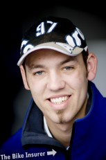 Peter Hickman signs with GBmoto Honda