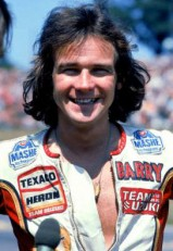 Barry Sheene's impressive bike collection