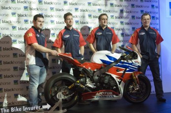 New line-up for Honda Legends