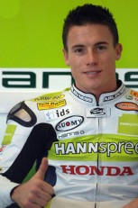 James Toseland to attempt World Motorcycle Land Speed Record