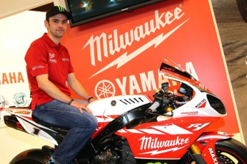 William Dunlop joins up with Milwaukee Yamaha