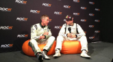 Jorge and Mick head to the Race of Champions