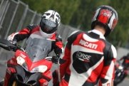 2013 Ducati Riding School Experience now subscribing