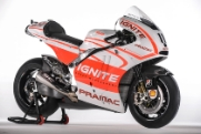 Ben Spies' Pramac Racing Desmosedici unveiled