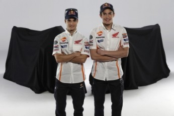 Repsol Honda Team to make it official!