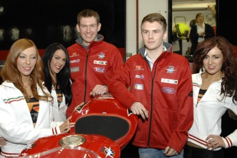 Palmer and Stafford sign up with MV Agusta