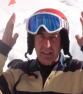Steve Parrish hits the slopes…sort of!