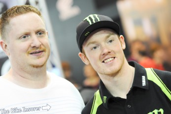 Bradley Smith undeterred by the MotoGP challenge