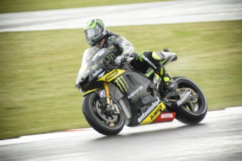 Crutchlow and Smith enjoy a positive second test