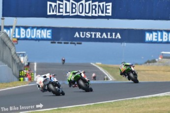Wins for Guintoli and Laverty at Phillip Island