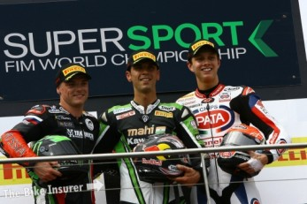 Supersport win for Sofuoglu