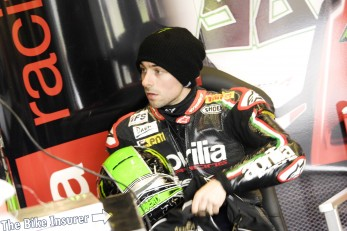 Aprilia Racing Team determined for success in 2013