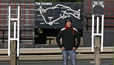 Austrian rider heads to the TT