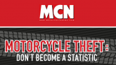 Motorcycle Theft - Don't Become a Statistic
