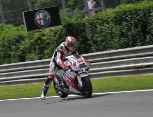 Jonathan Rea ready for Donington