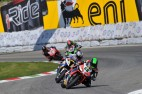 Melandri and Laverty seal the deal at Monza
