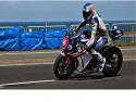 Tricky NW200 for RAF Reserves Honda