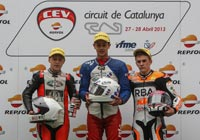 Second round of CEV Repsol hits the Alcariz Circuit