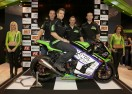 GB Moto Reveal Riders and Bike at Motorcycle Live