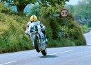 Joey Dunlop Tribute at 2014 IOM Classic Races