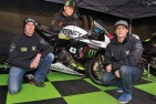 Flint Eyes Supersport Glory with Team Traction Control.