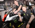 Keith Flint Confirms Steve Mercer for IOM TT