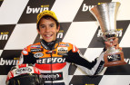 A Star at 21 - Marc Marquez