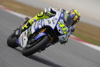 Pedrosa and Rossi share the spoils in second Sepang MotoGP™ test