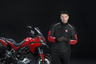 Ducati announces world's first production motorcycle wirelessly integrated with airbag riding jackets - The Multistrada D-Air®