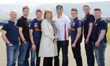 Stellar Line up for IOM Sidecar Races